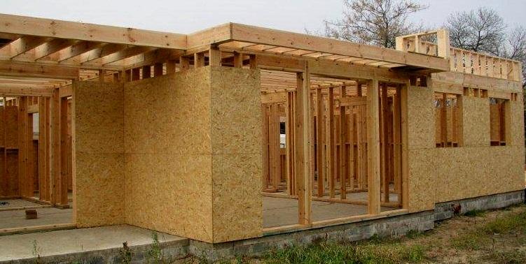 Как самостоятельно построить дом платформу