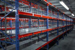 Комплексное оснащение складов